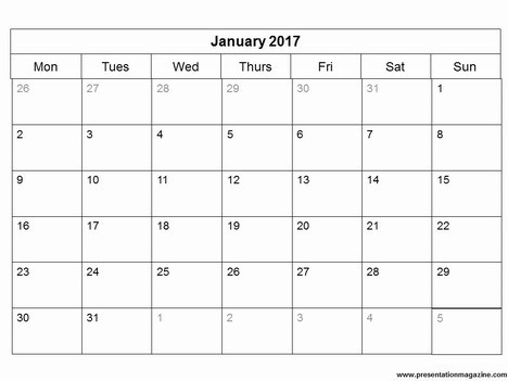 calendar 2017 by month Coles.thecolossus.co