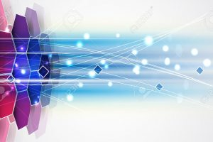 abstract background new future technology concept abstract background for business solution