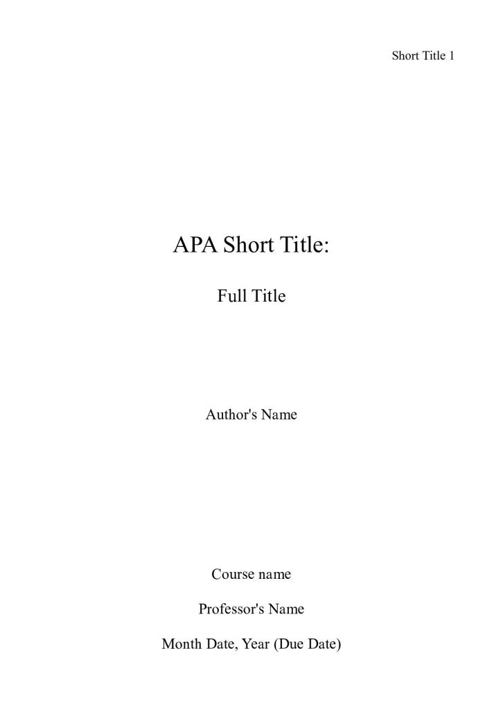 apa title pages Coles.thecolossus.co