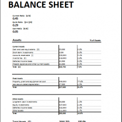 balance sheet template febfdaf