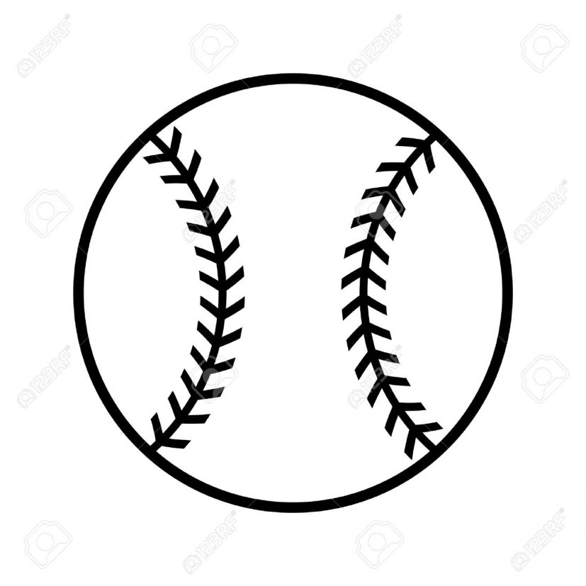 Baseball Vector Icon Royalty Free Cliparts, Vectors, And Stock