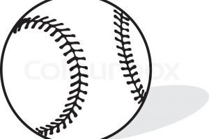 baseball vector px colourbox