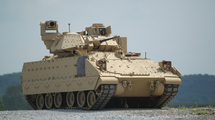 Bradley Fighting Vehicle | BAE Systems | United States