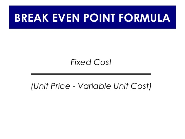 excel breakeven formula Coles.thecolossus.co