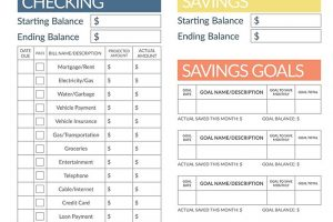 budget worksheet bugeting tips plus free buget worksheet