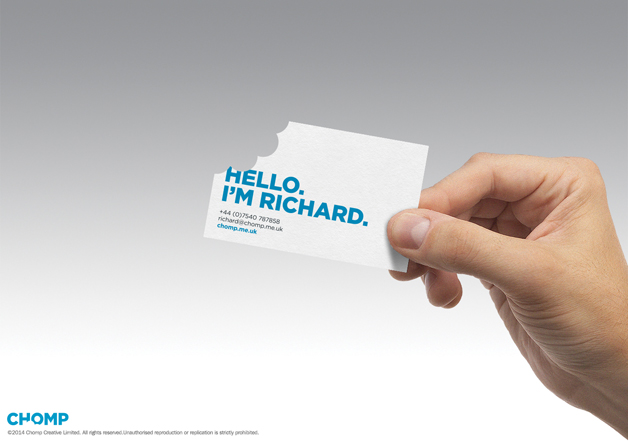 Business Card Examples HOW Design