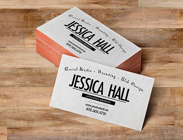 36 Modern Business Cards Examples for Inspiration | Design