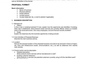 business proposal template business proposal template best business proposal examples ideas on pinterest business