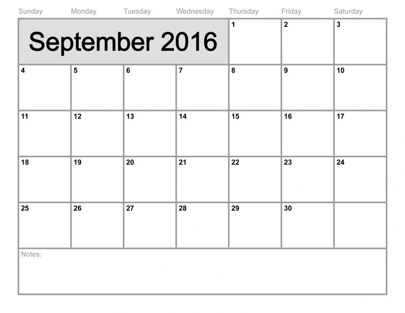 september 2016 calendar | Anya Does Italy | Pinterest | 2016 calendar