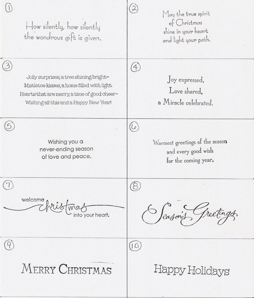 holidays greeting words Ideal.vistalist.co