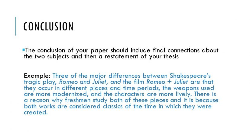example essay conclusion paragraph Baskan.idai.co