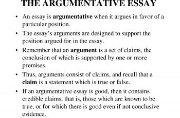 conclusion examples ways to write a conclusion for an argumentative essay