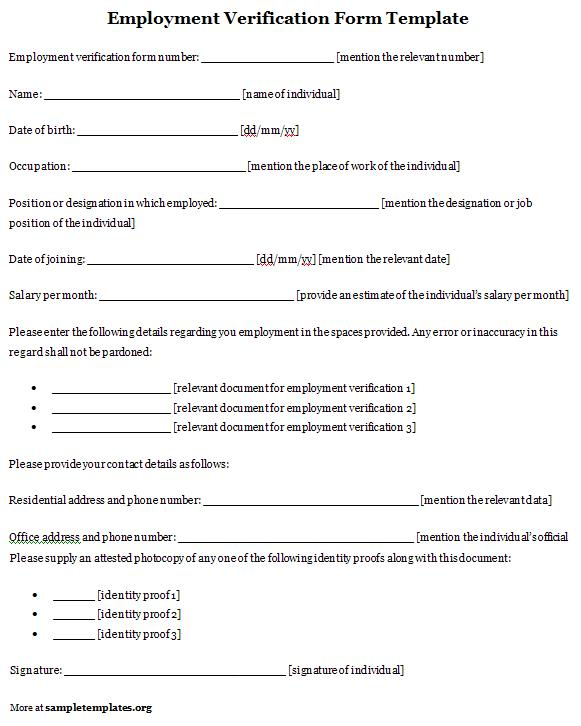 Louisiana Employee Verification Form Fill Online, Printable