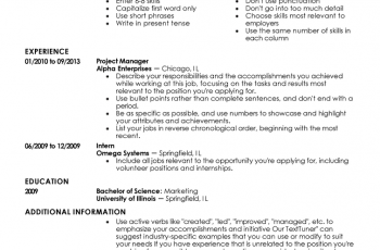 entry level resume entry level it resume template templates to impress any employer livecareer printable