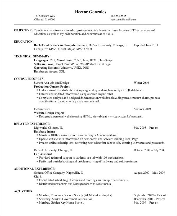 entry resume Baskan.idai.co