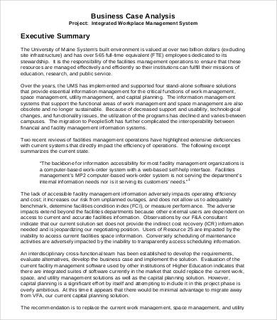 executive summary example apa Coles.thecolossus.co