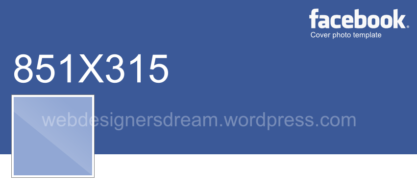 Facebook Cover Dimensions Size