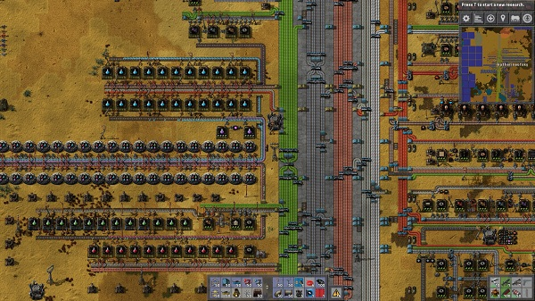 How to construct a Main Bus in Factorio Factorio Game