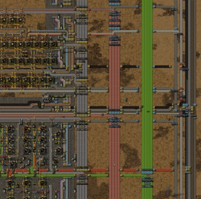 Tutorial:Main bus Factorio Wiki