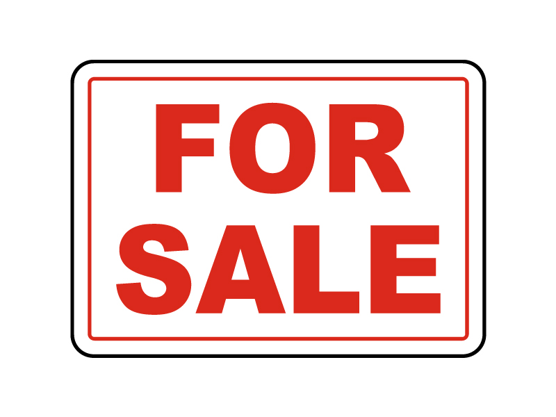 For Sale Sign R5512 by SafetySign.com
