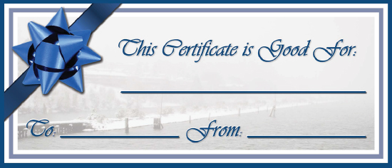 free online gift certificate template Coles.thecolossus.co