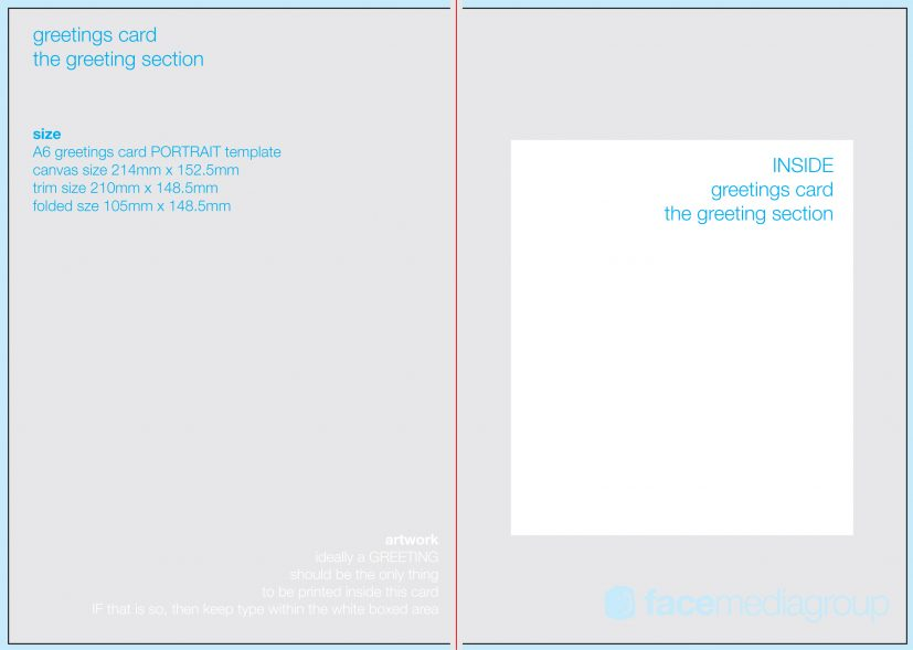 free greeting card template download Ideal.vistalist.co