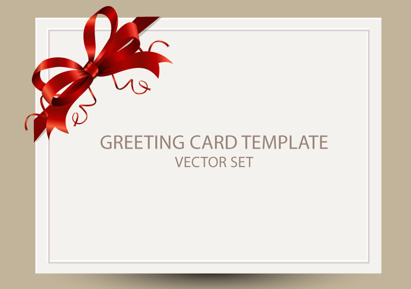greeting card template free greeting card template freebie
