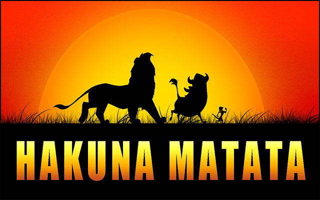 Hakuna Matata | The Lion King 1994 YouTube
