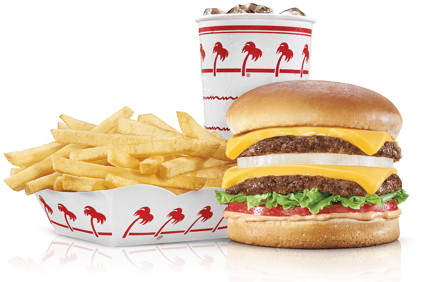 Menu In N Out Burger