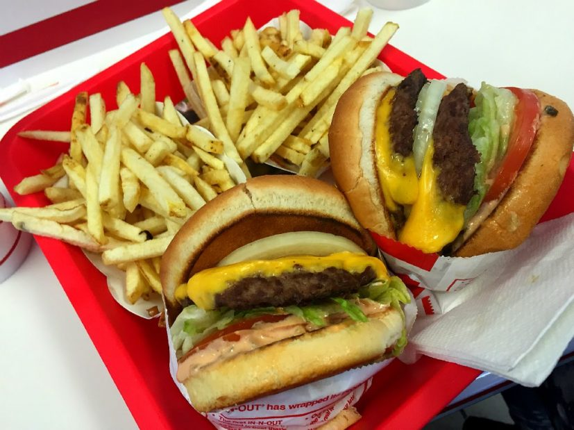 In And Out Burger Review #Gallivanting | ChrisDeLaRosa.