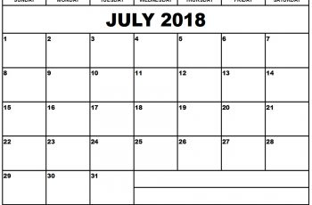 july calendar july printable calendar monthly calendar template throughout printable july calendar template