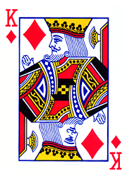 king of diamonds Wiktionary