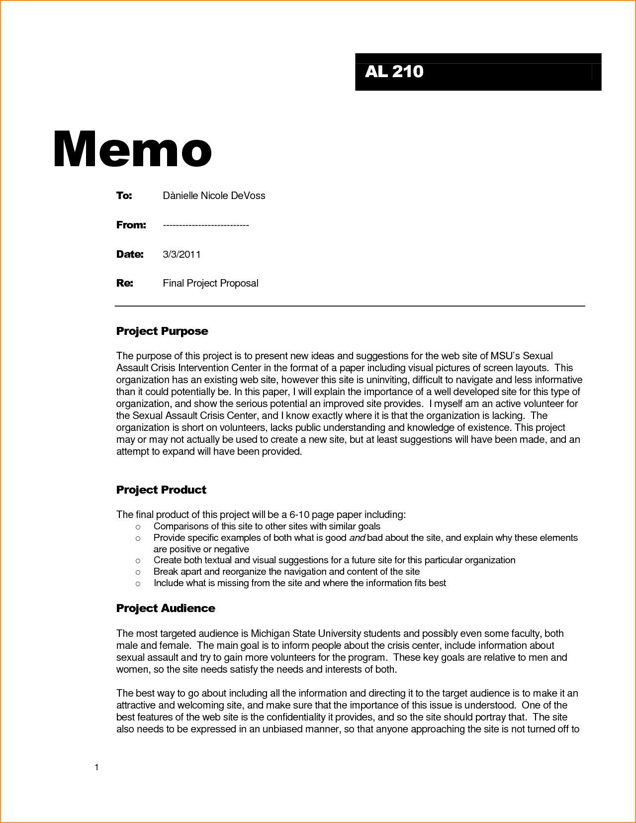 memo formats examples colesthecolossusco