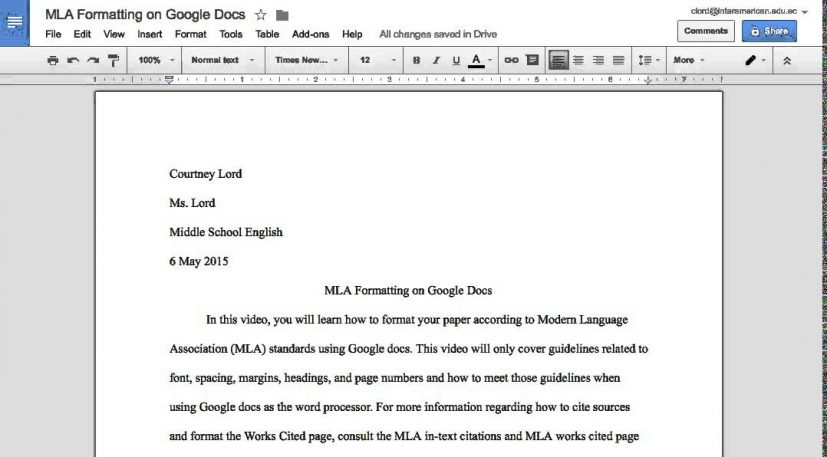 free mla formater Coles.thecolossus.co