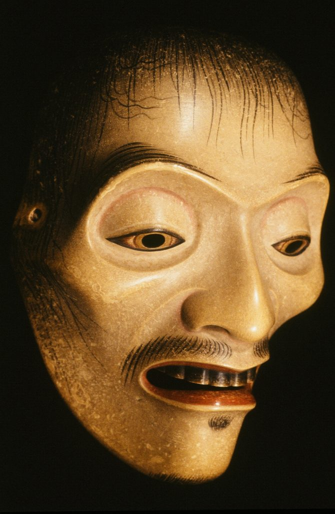 The many faces of Japan's 'expressionless' Noh masks CNN Style