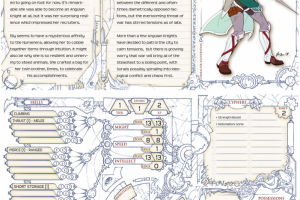 numenera character sheet numenera elly tough glaive crafts unique items by meibatsu dpbtss