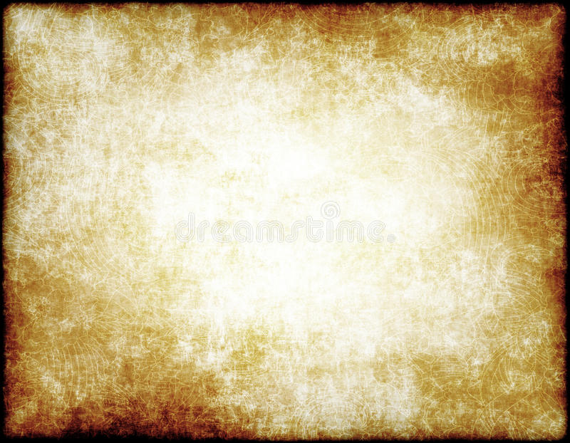 Victorian Large Old Paper Background Stock Image Image of note