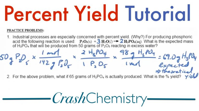 percent yield Ivedi.preceptiv.co