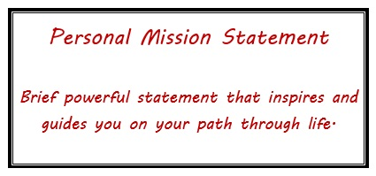 Step by Step: Creating a Personal Mission Statement