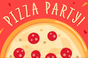 pizza party pizza party e