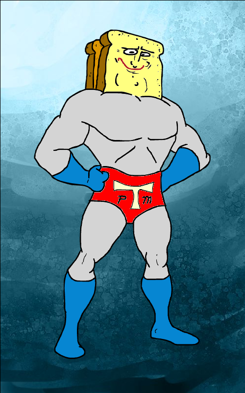 Powdered Toastman | Ren & Stimpy Wiki | FANDOM powered by Wikia