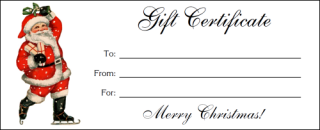 printable christmas gift certificate Coles.thecolossus.co