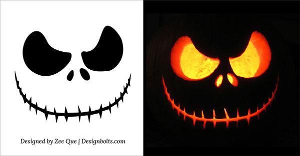 Halloween pumpkins designs 10 free scary halloween pumpkin carving