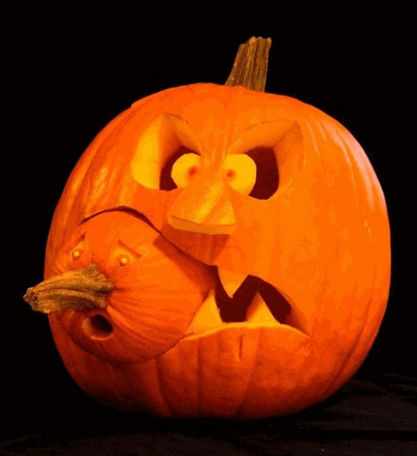27+ Creative Designs Ideas for Halloween Pumpkin Carving 2017