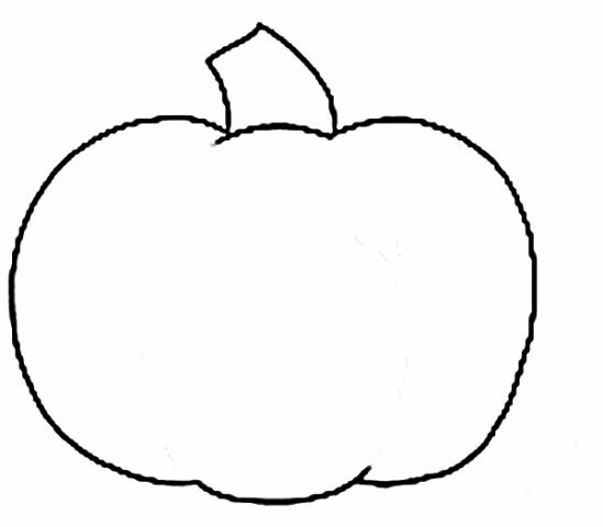 large pumpkin template Baskan.idai.co