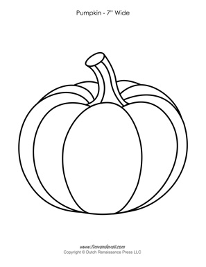 Pumpkin Template Drawing at GetDrawings.| Free for personal
