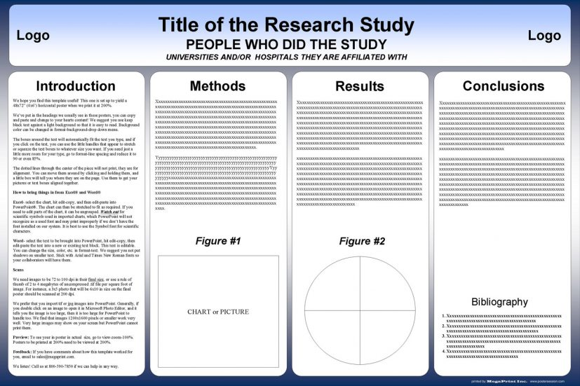 Research Poster Templates | Powerpoint template for scientific