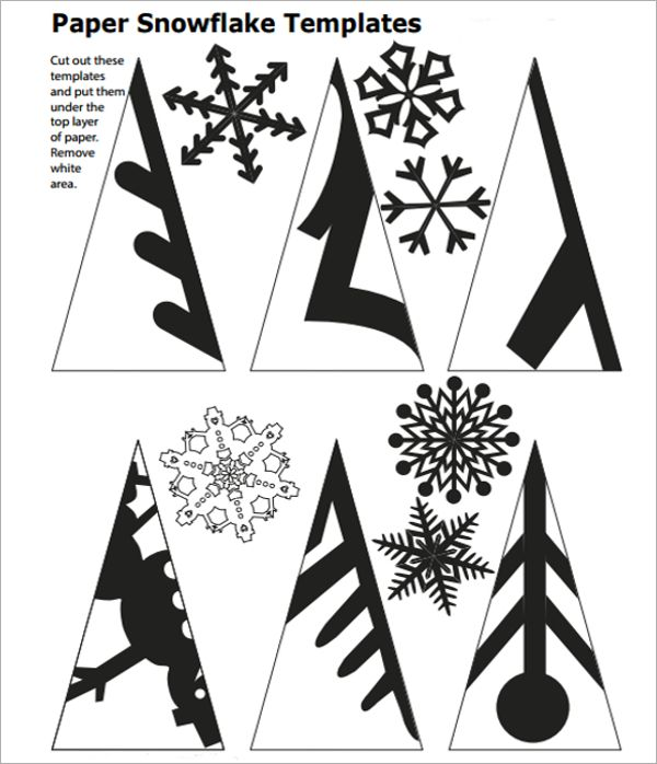 snowflake template Coles.thecolossus.co