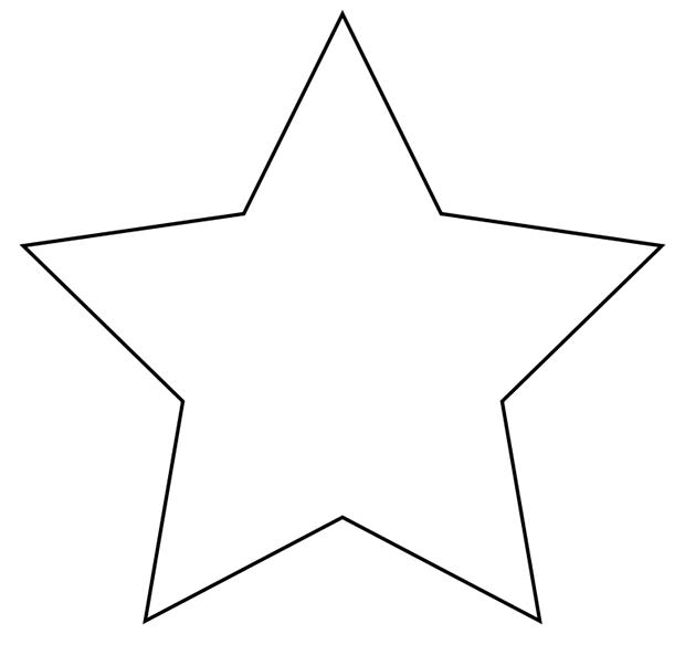 star stencil template Coles.thecolossus.co
