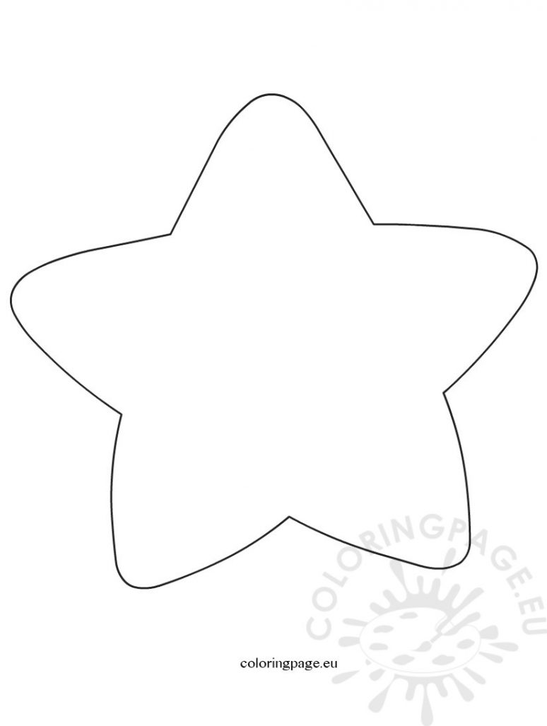 printable star template Coles.thecolossus.co